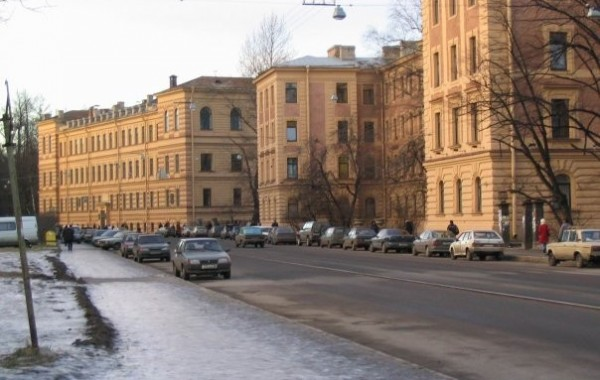 The First St. Petersburg State Medical University