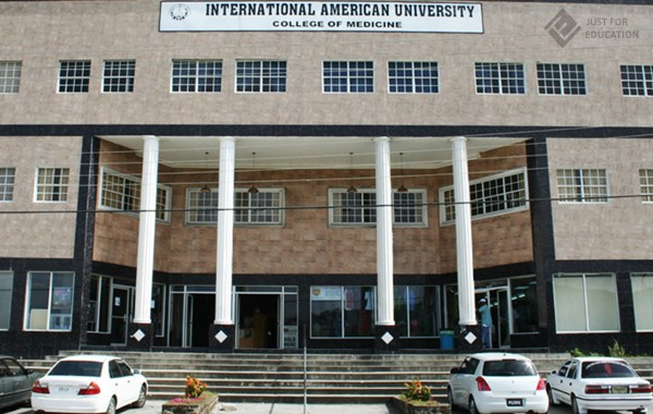 International-American-University-College-of-Medicine