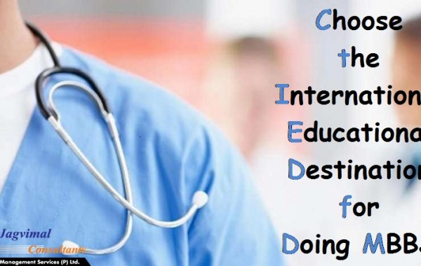 Choose the International Educational Destination for Doing MBBS