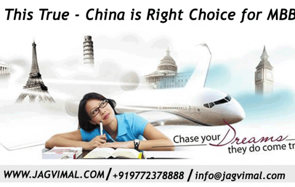 Is This True – China is Right Choice for MBBS?