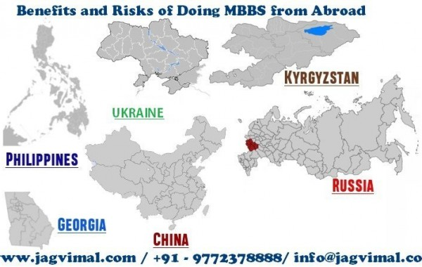 Benefits and Risks of Doing MBBS from Abroad
