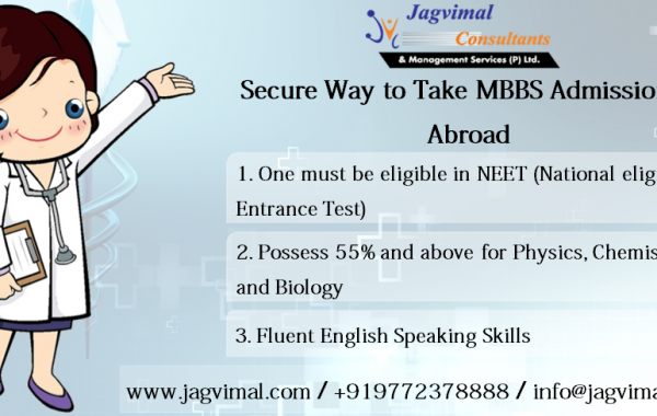 Secure Way to Take MBBS Admission in Abroad & Eligibility & MBBS Abroad Fees