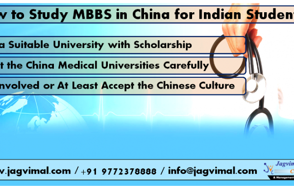 How to Study MBBS in China for Indian Students ?