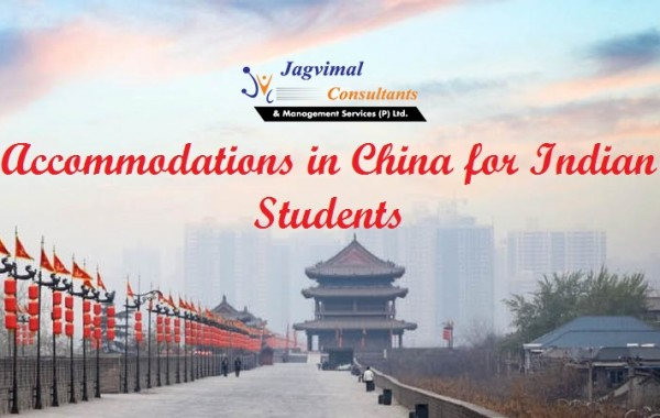 Accommodations in China for Indian Students