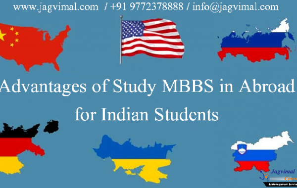 Advantages of Study MBBS in Abroad for Indian Students