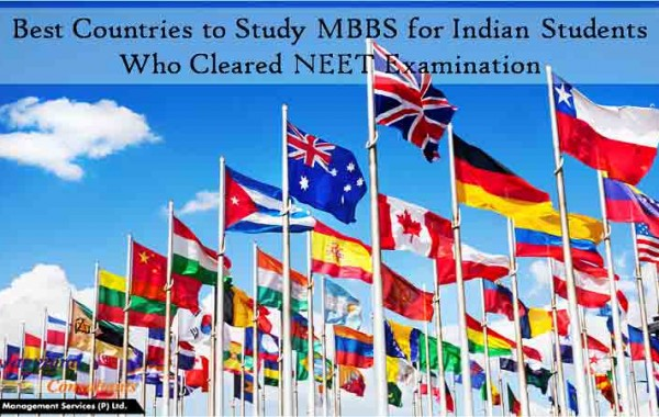 Best Countries to Study MBBS for Indian Students Who Cleared NEET Examination