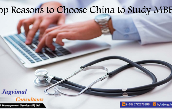 Top Reasons to Choose China to Study MBBS