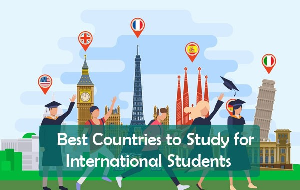 Best Countries to Study for International Students