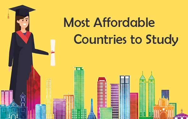 Most Affordable Countries to Study